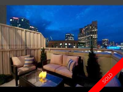 Downtown VW Condo for sale:  1 bedroom 1,375 sq.ft. (Listed 2010-09-19)