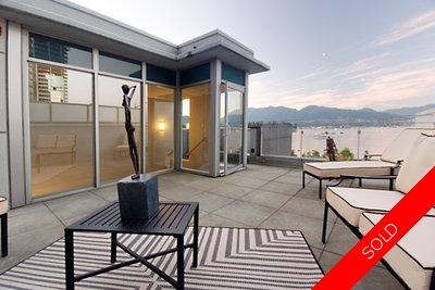 Coal Harbour Condo for sale: The Carina 3 bedroom 2,434 sq.ft. (Listed 2007-07-21)